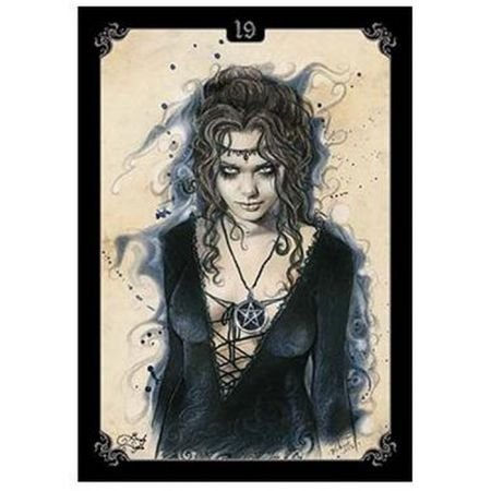 Wyrocznia Victorii Frances, Victoria Frances Oracle Cards