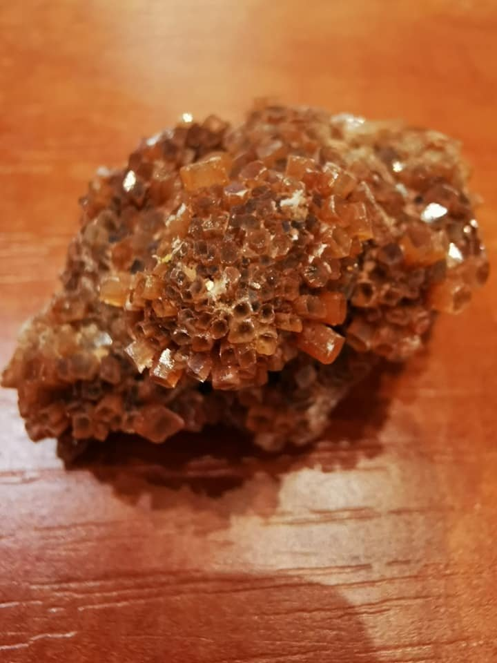 Aragonit surowy krystaliczny