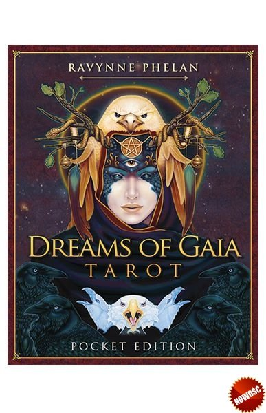 Dreams of Gaia Tarot Pocket