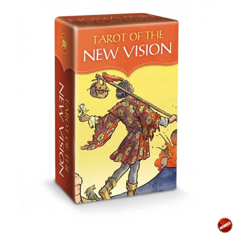 Mini Tarot New Vision, instr.pl
