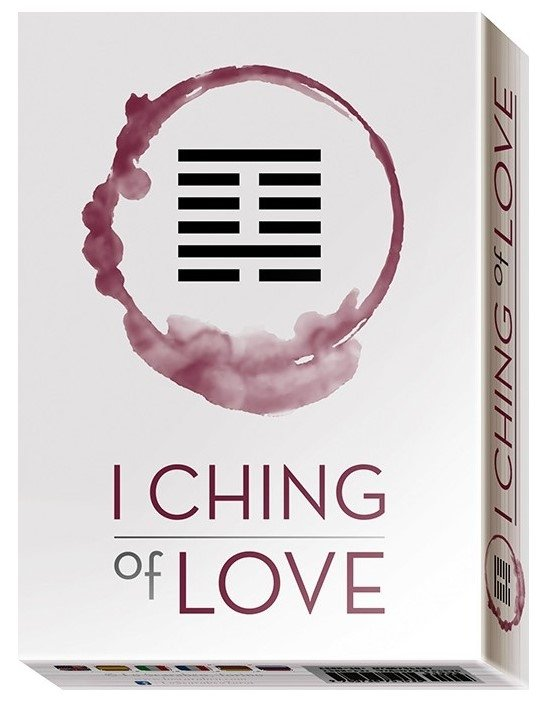 I Ching of Love - karty, instrukcja po polsku