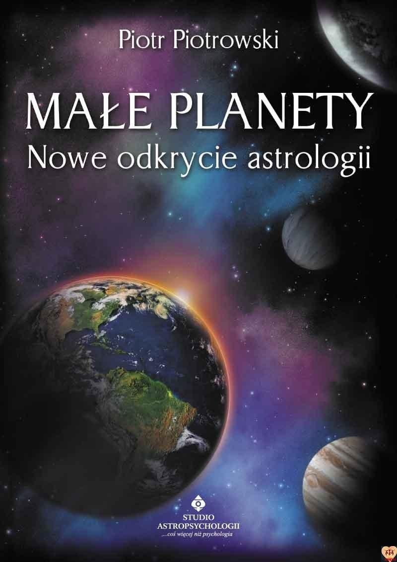 Małe planety nowe odkrycie astrologii