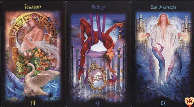 Boski Tarot (Legacy of the Divine Tarot) Ciro Marchetti