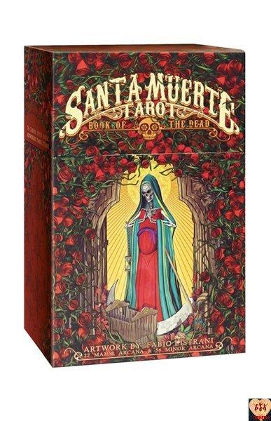 Santa Muerte Tarot, instrukcja po polsku