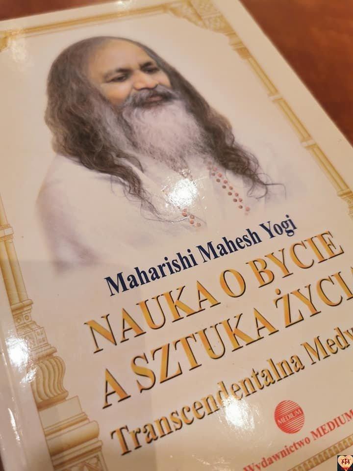 Nauka o bycie a sztuka życia- Transcendentalna medytacja