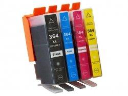 Tusz H-364Y XL zamiennik do HP 364 XL Yellow CB325EE