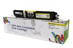 Toner Cartridge Web Yellow Oki C110/C130N zamiennik 44250721