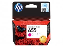 Tusz HP 655 Magenta Ink Advantage CZ111AE