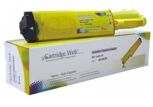 Toner Cartridge Web Yellow Dell 3010 zamiennik 593-10156