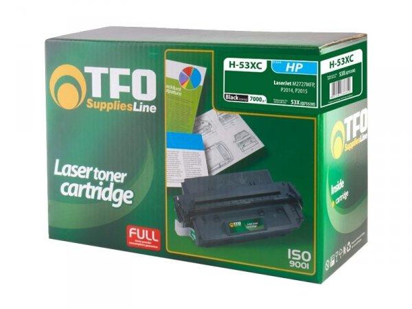 Toner TFO H-53XC zamiennik HP 53X Q7553X
