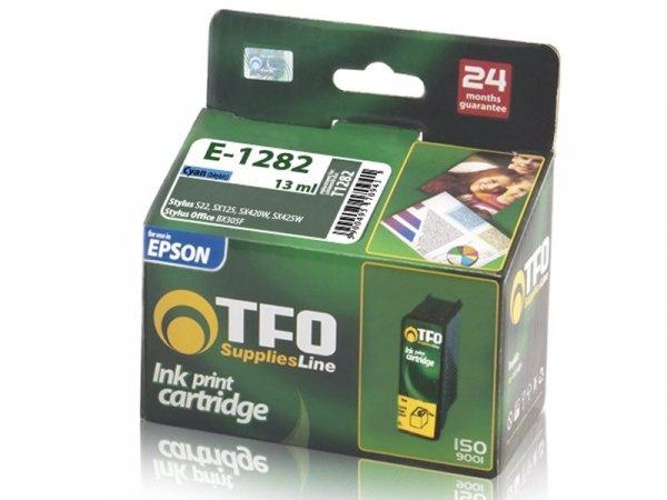 Tusz TFO E-1282 zamiennik do Epson T1282 Cyan