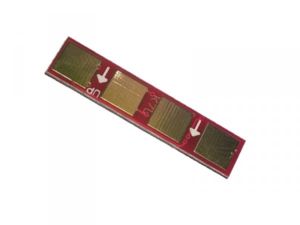 Chip do Samsung CLP320 Cyan CLT-C4072S 1K