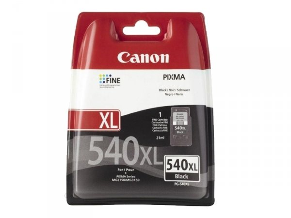 Tusz oryginalny Canon PG-540XL Black