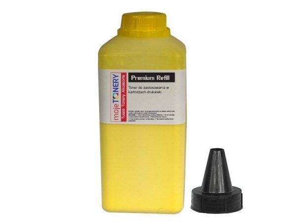 Toner (Zasypka) Yellow do Samsung / Xerox Uniwersalny 500g