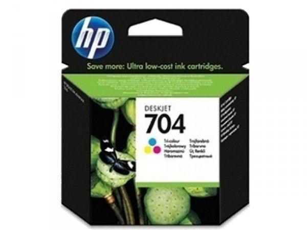 Tusz HP 704 Color CN693AE
