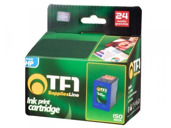 Tusz TFO H-901BXL zamiennik do HP 901 XL Black CC654E