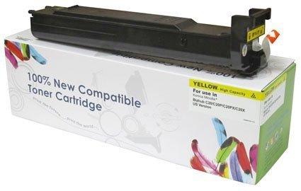 Toner Cartridge Web Yellow Minolta 5550 zamiennik A06V253