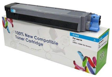 Toner Cartridge Web Cyan OKI MC860 zamiennik 44059211