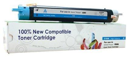 Toner Cartridge Web Cyan Xerox 6360 zamiennik 106R01214
