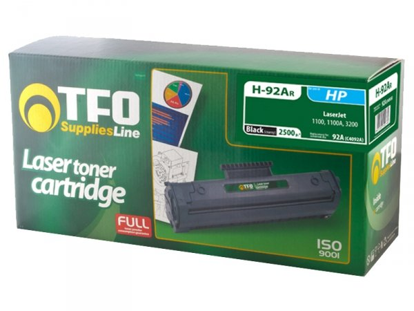 Toner TFO H-92AR zamiennik HP 92A C4092A