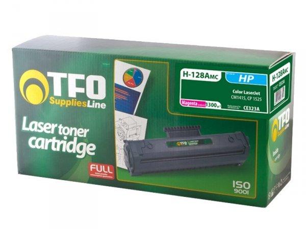 Toner TFO H-128AMC zamiennik HP 128A Magenta CE323A