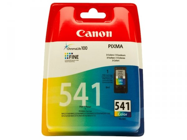 Tusz oryginalny Canon CL-541 Color