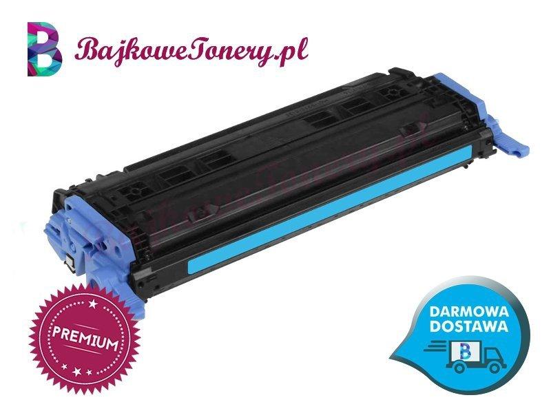 Toner premium zamiennik do canon crg707c, niebieski, lbp 5000, lbp 5100