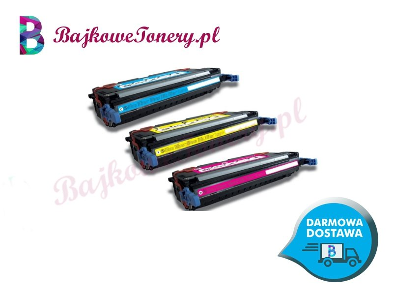 Toner HP Q7582A Zabrze www.Bajkowetonery.pl