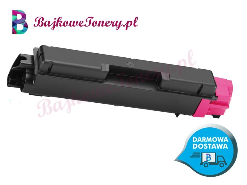 Toner Kyocera TK-590M Zabrze www.BajkoweTonery.pl
