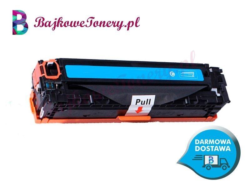 Toner zamiennik do hp cf541x, niebieski, m254, m280, m281