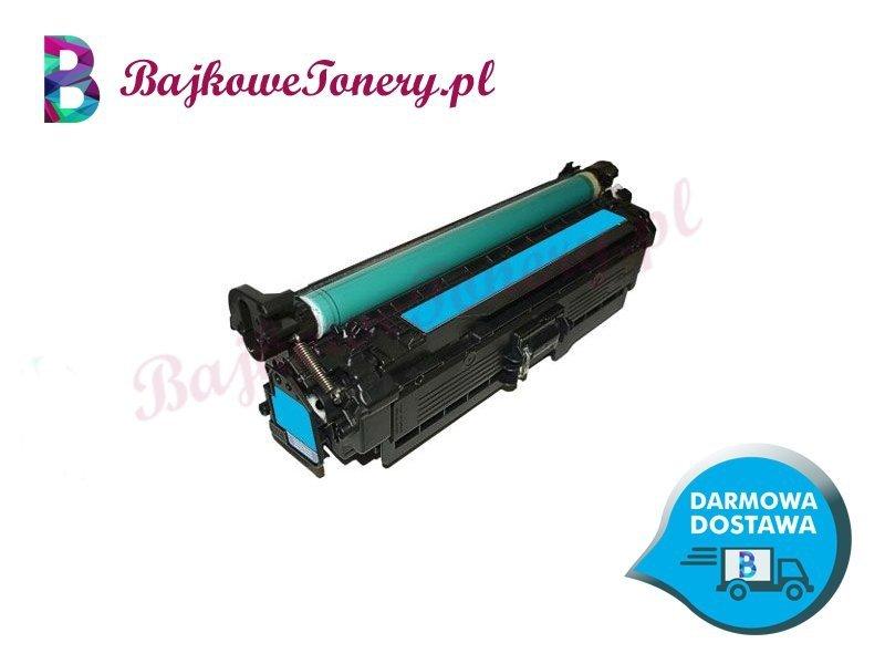 Toner HP CE401A www.BajkoweTonery.pl