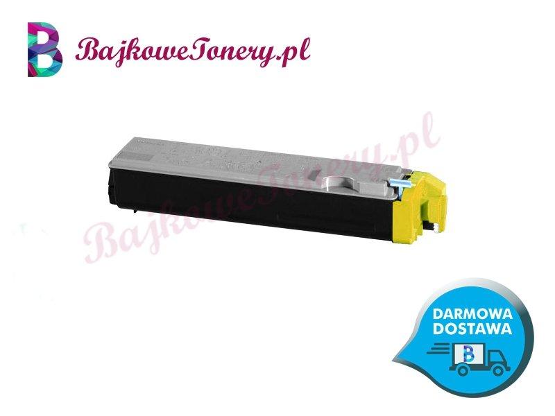 Toner Kyocera TK-510Y Zabrze www.BajkoweTonery.pl