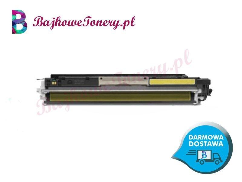 Toner HP CE312A Zabrze www.BajkoweTonery.pl