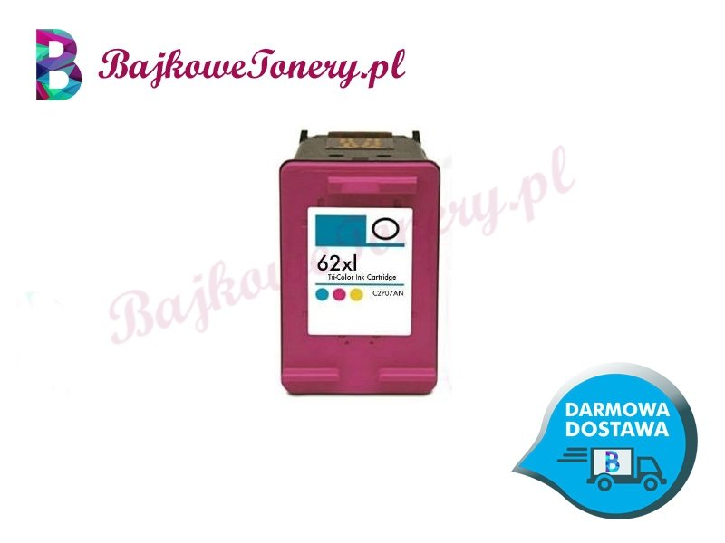 C2P07AE 62Xl Kolor Zabrze www.BajkoweTonery.pl