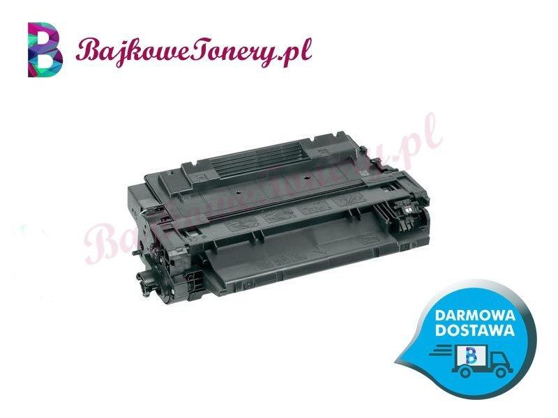 Toner CE255X Zabrze www.BajkoweTonery.pl