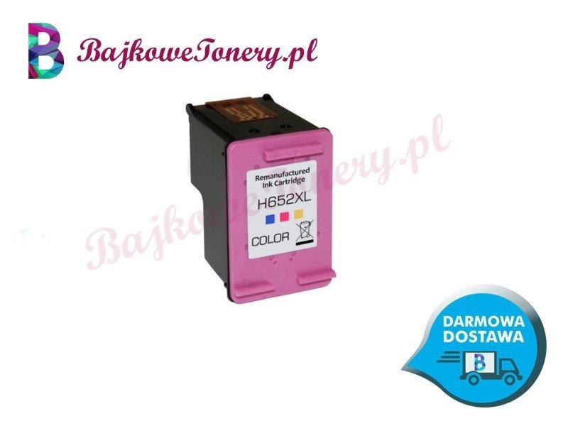 Tusz HP F6V24AE 652XL Zabrze www.BajkoweTonery.pl