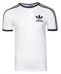 Adidas Originals biała koszulka t-shirt męski Clfn Tee AZ8128