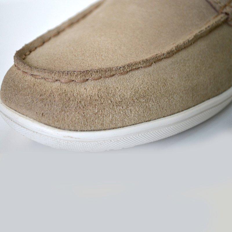 1cd4f8dd365bf Calvin Klein buty mokasyny męskie Jaxon Suede skóra S5071SND - WYPRZEDAŻ