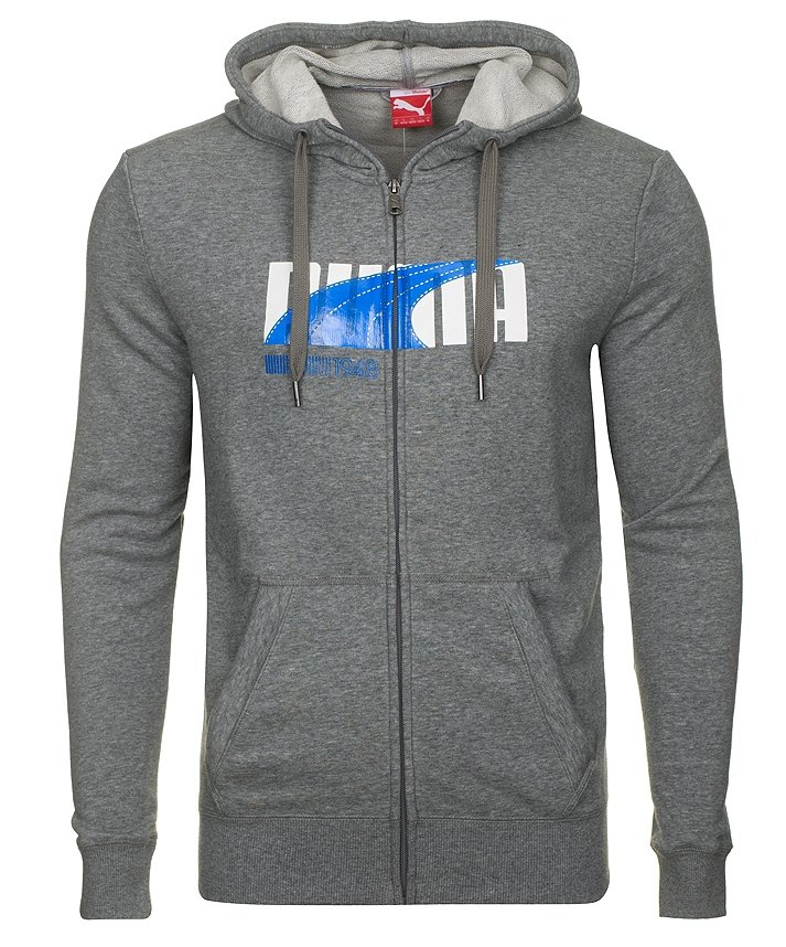 PUMA BLUZA MĘSKA FUN INJ HD SWEAT JKT 832275 03