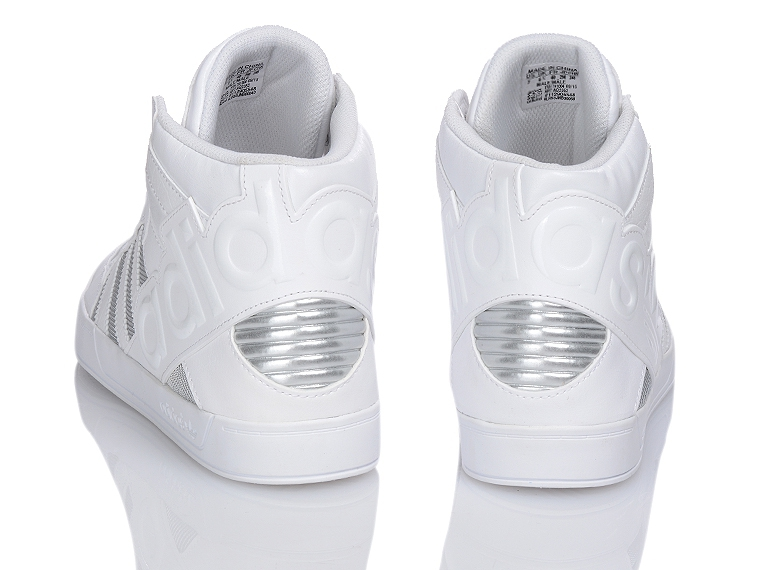ADIDAS ORIGINALS BUTY MĘSKIE HARDCOURT HI BIG LOGO AQ2352