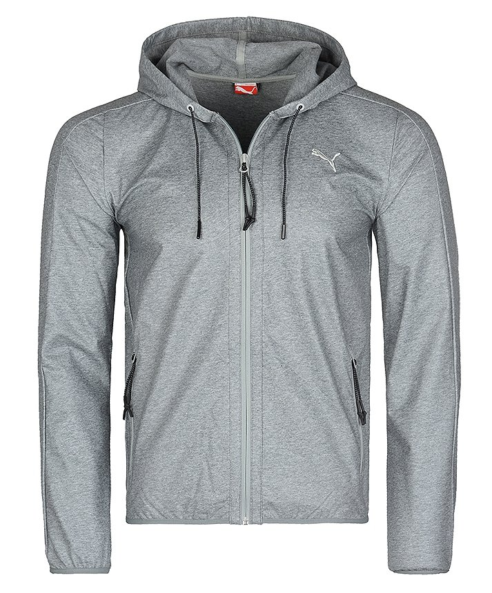 PUMA BLUZA MĘSKA ZIP THROUGH HOODY 566747 03