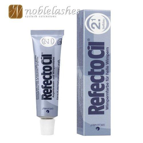 Henna żelowa RefectoCil (ciemno - niebieska)