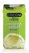 WODA KOKOSOWA NATURALNA BIO 330 ml - COCOMI
