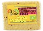 HERBATNIKI WEGAŃSKIE ORKISZOWE BIO 190 g - EKO TASTE (TAST)