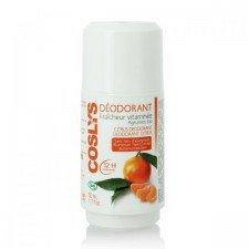 COSLYS dezodorant ałunowy roll-on WITAMINOWY 50ml