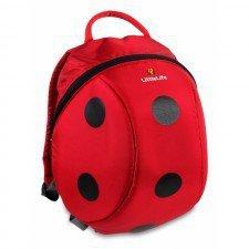 LITTLE LIFE plecak animal +3l BIEDRONKA