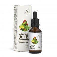 AURA suplement diety A+E 30ml