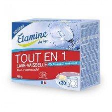 EDL tabletki do zmywarki ALL-IN-ONE 30szt