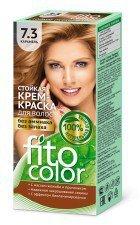 FITOCOLOR farba do włosów 7.3 KARMEL