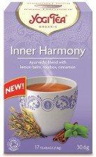 HERBATKA WEWNĘTRZNA HARMONIA BIO (17 x 1,8 g) 30,6 g - YOGI TEA